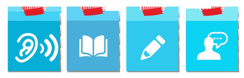 les 4 compétences de l'apprentissage inversé